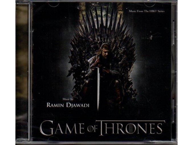 game of thrones soundtrack cd ramin djawadi