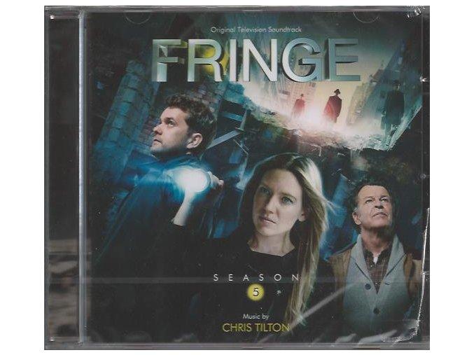 Hranice nemožného (soundtrack - CD) Fringe: Season 5