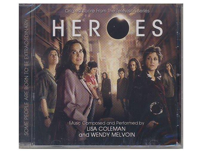 Hrdinové (score - CD) Heroes