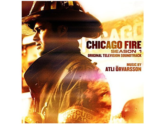 Chicago Fire Season 1 (soundtrack - CD)