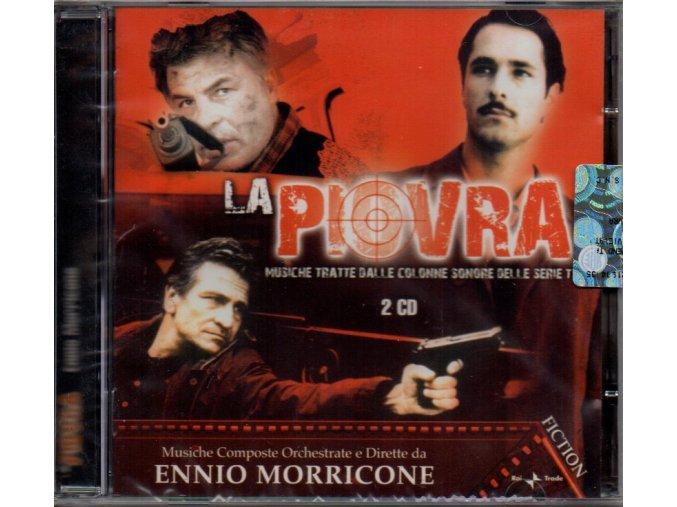 la piovra soundtrack 2 cd ennio morricone