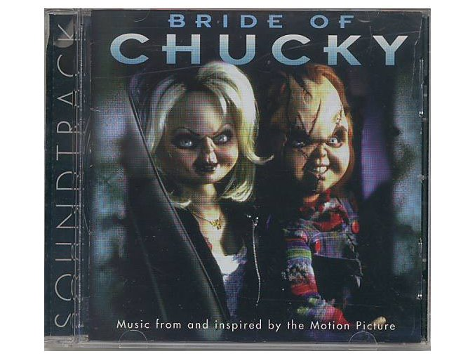 Chuckyho nevěsta (soundtrack - CD) Bride of Chucky