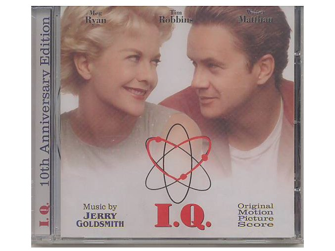 I.Q. (10th Anniversary Edition) (score - CD)