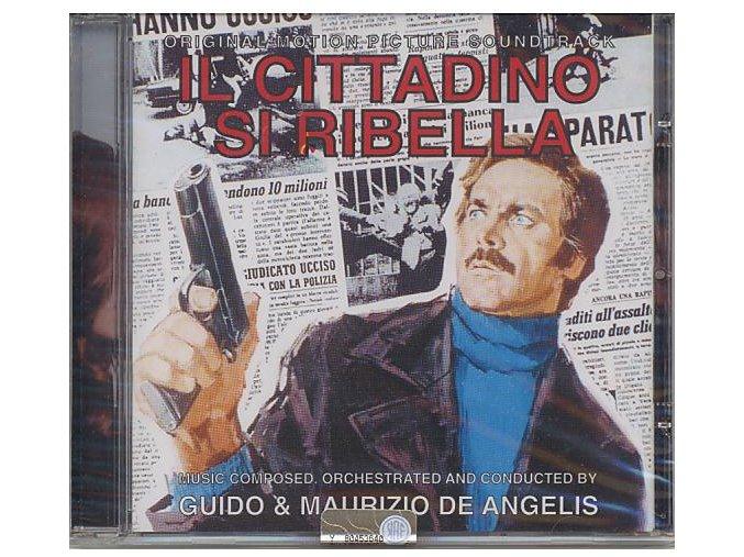 Il Cittadino Si Ribella - Street Law (soundtrack - CD)