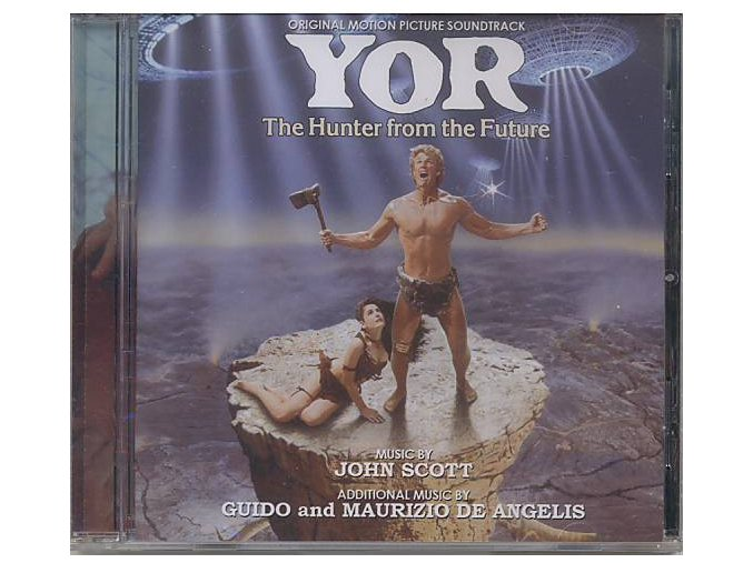 Il Mondo di Yor - Yor, the Hunter from the Future (soundtrack - CD)