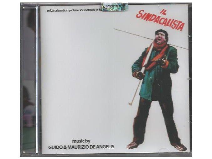 Il Sindacalista (soundtrack - CD)