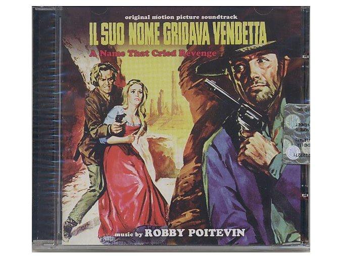 Il Suo Nome Gridava Vendetta - A Name That Cried Revenge (soundtrack - CD)