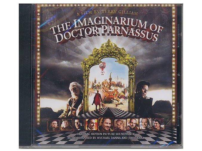 Imaginárium Dr. Parnasse (soundtrack - CD) The Imaginarium of Doctor Parnassus
