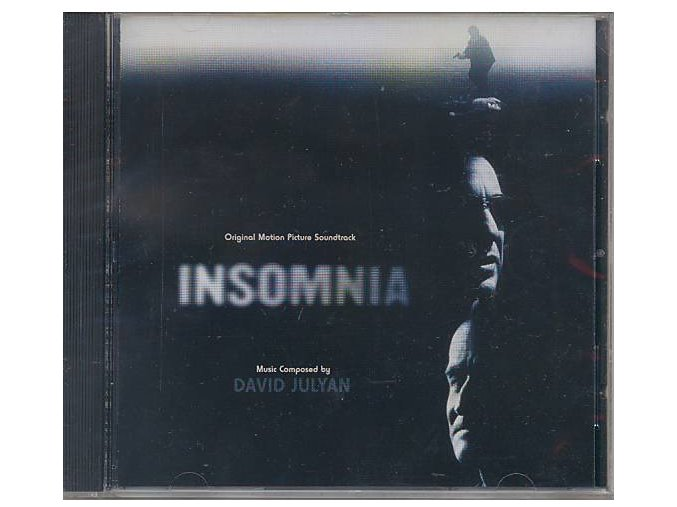 Insomnie (soundtrack - CD) Insomnia