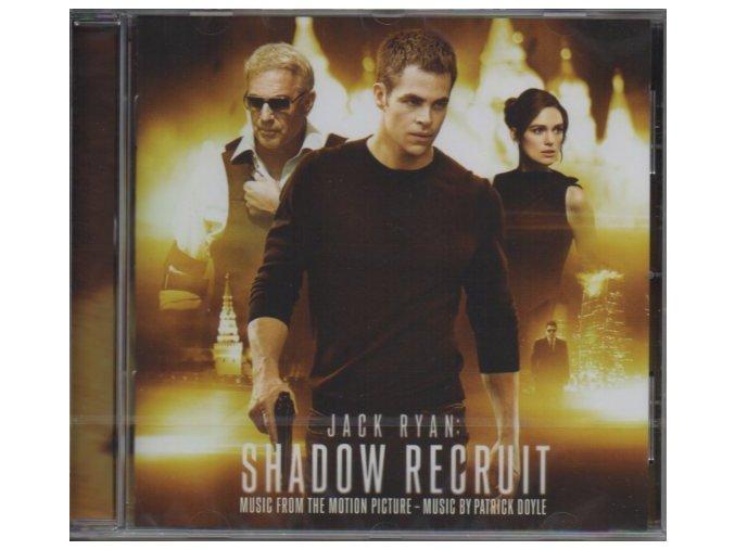 Jack Ryan: V utajení (soundtrack - CD) Jack Ryan: Shadow Recruit