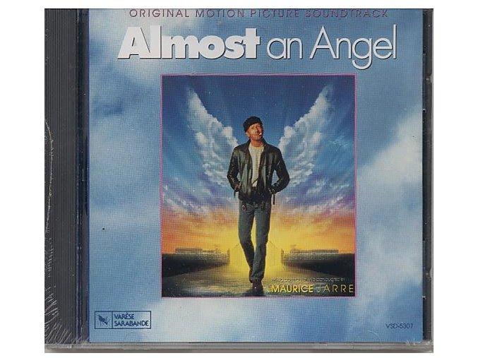 Jako anděl (soundtrack - CD) Almost an Angel