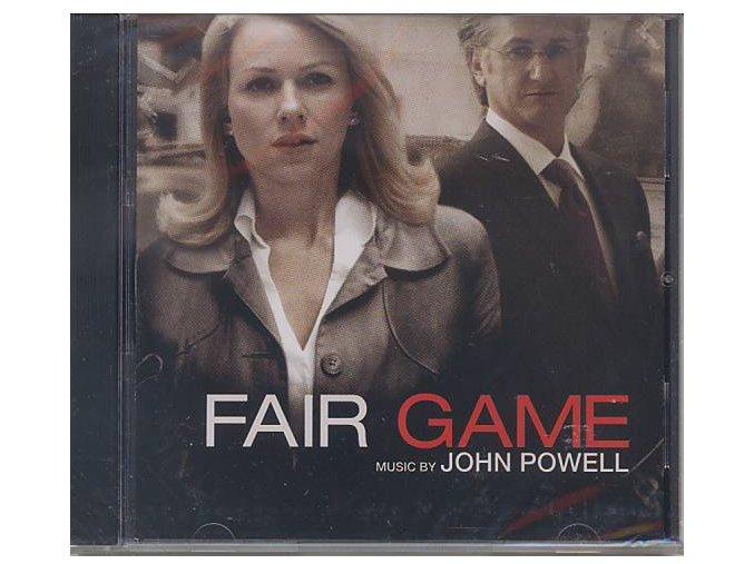Jako štvaná zvěř (soundtrack - CD) Fair Game