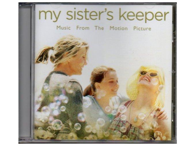 Je to i můj život (soundtrack - CD) My Sisters Keeper