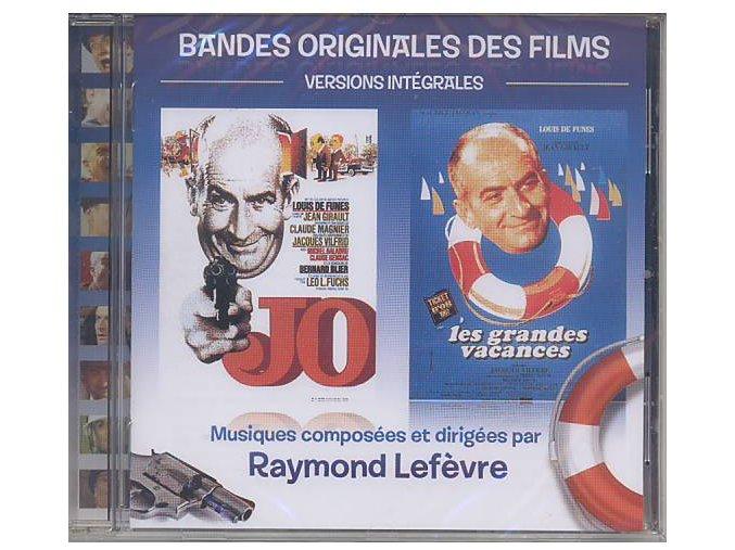 Jo / Senzační prázdniny (soundtrack - CD) Jo / Les Grandes Vacances