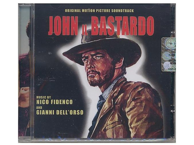 John il Bastardo (soundtrack - CD) John the Bastard