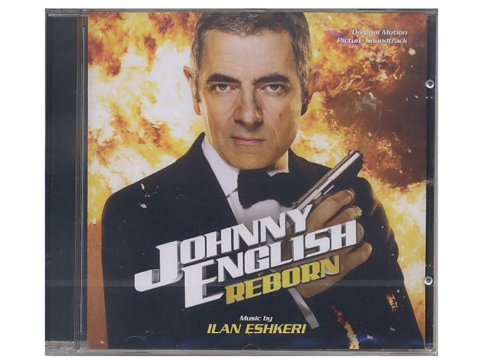 Johnny English se vrací (soundtrack - CD) Johnny English Reborn