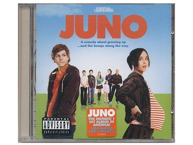 Juno (soundtrack - CD)