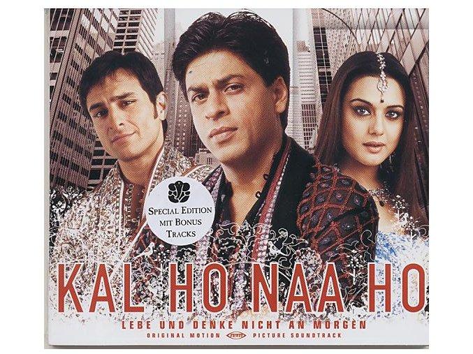 Kal Ho Naa Ho (soundtrack - CD) Tomorrow May Never Come