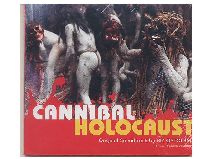Kanibalové (soundtrack - CD) Cannibal Holocaust