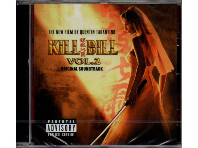 kill bill vol. 2 soundtrack cd