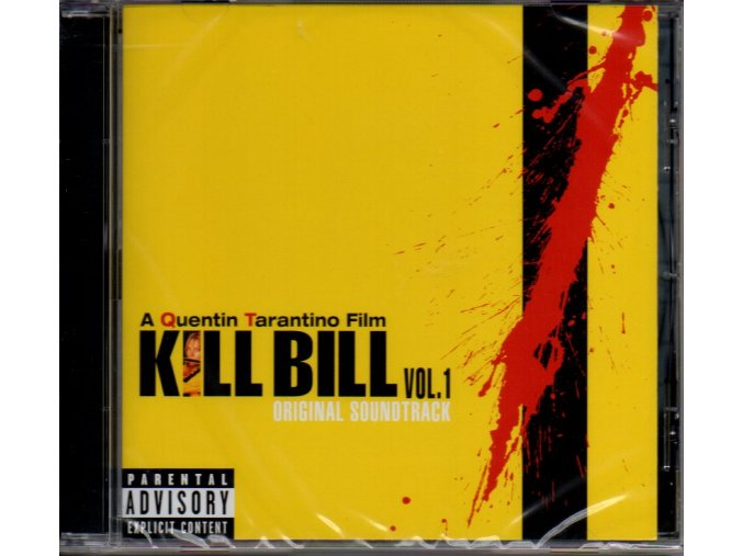 kill bill vol. 1 soundtrack cd