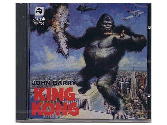 King Kong (soundtrack - CD)