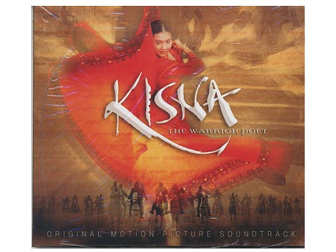 Kisna: The Warrior Poet (soundtrack - CD)