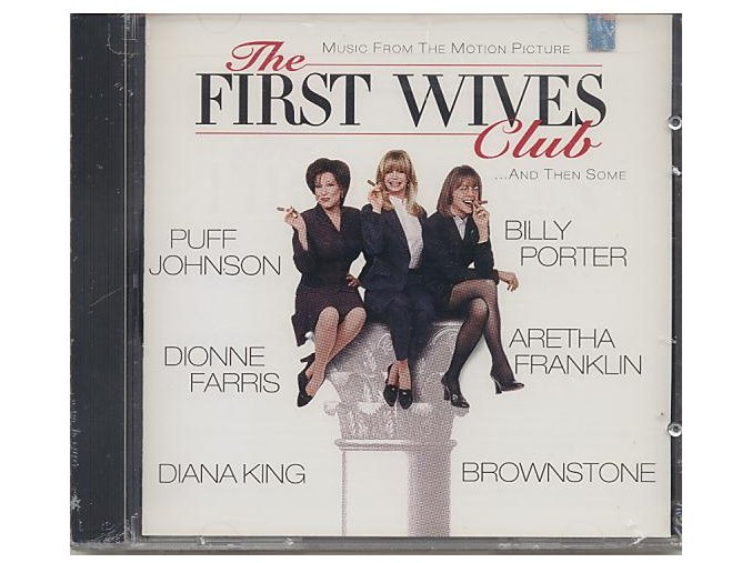 Klub odložených žen (soundtrack - CD) The First Wives Club