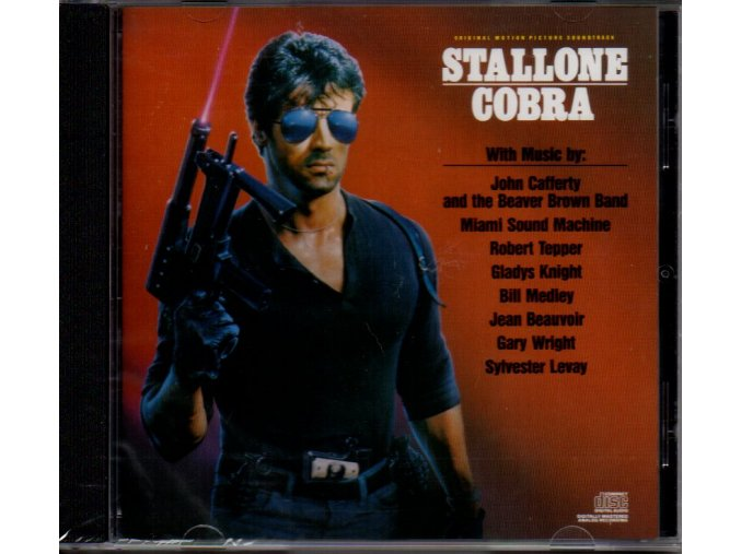 cobra soundtrack cd