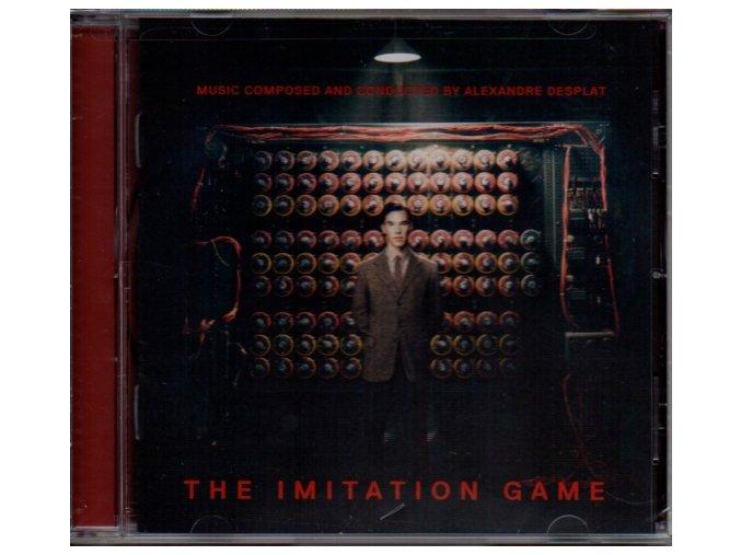 Kód Enigmy (soundtrack - CD) The Imitation Game