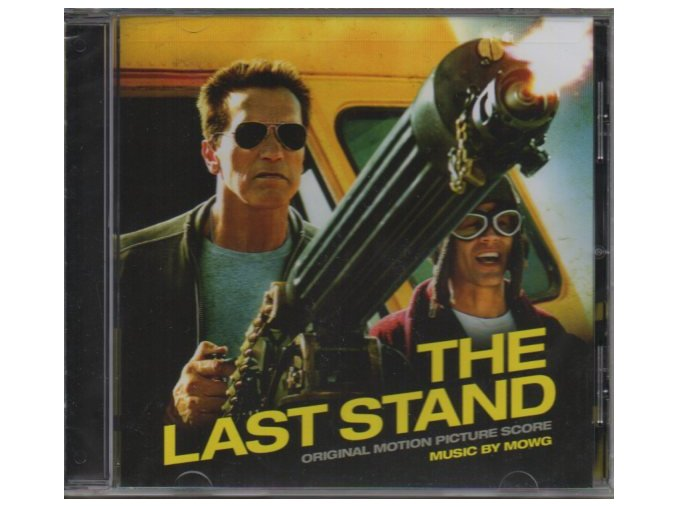 Konečná (score - CD) The Last Stand