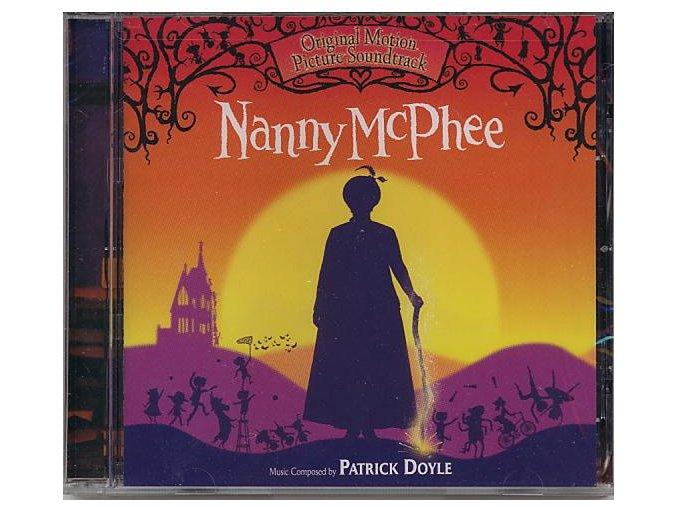 Kouzelná chůva Nanny McPhee (soundtrack - CD) Nanny McPhee
