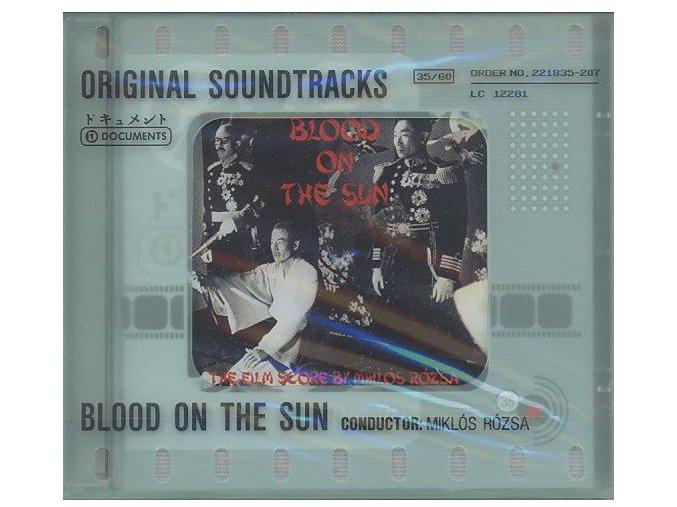 Krev na slunci (soundtrack - CD) Blood on the Sun