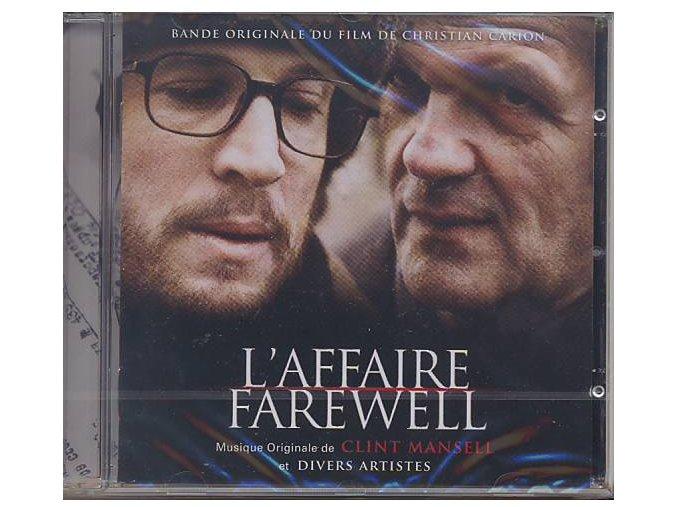 Krycí jméno: Farewell (soundtrack - CD) L Affaire Farewell
