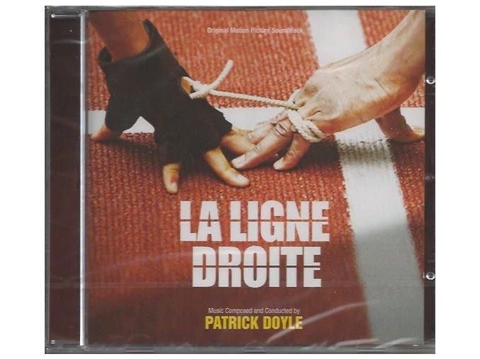 La Ligne Droite (soundtrack - CD)