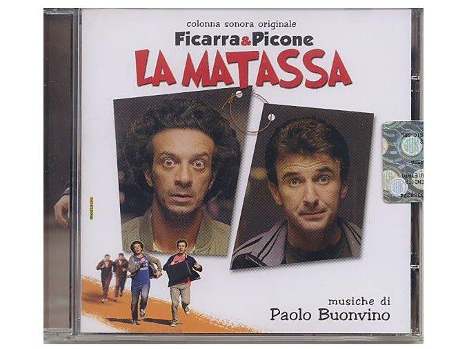 La Matassa (soundtrack - CD)
