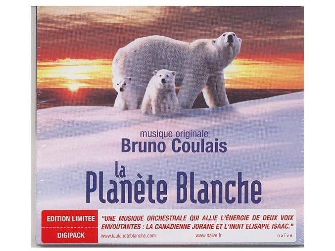 La Planete Blanche (soundtrack - CD) The White Planet