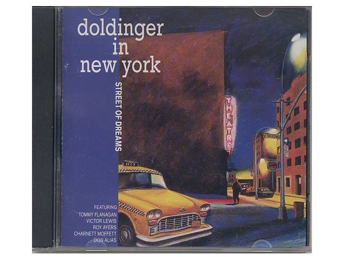 Doldinger in New York: Street of Dreams