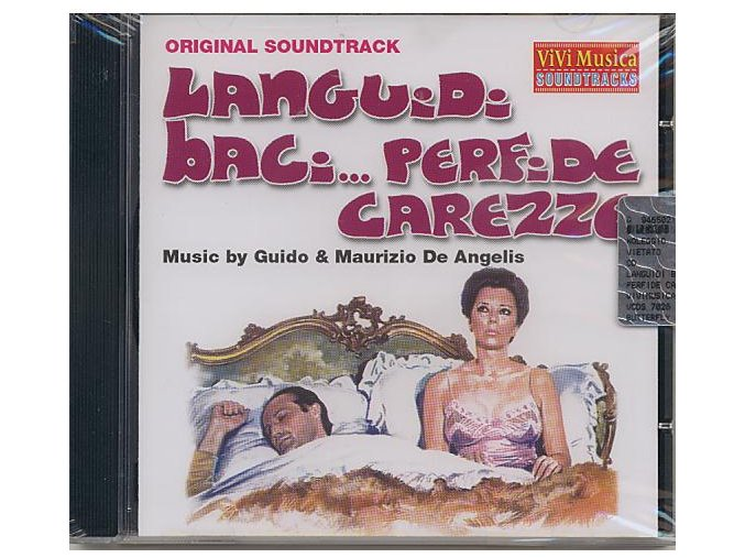 Languidi Baci, Perfide Carezze (soundtrack - CD)
