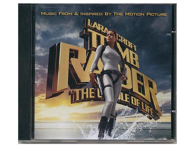 Lara Croft Tomb Raider: Kolébka života (soundtrack - CD) Lara Croft Tomb Raider: The Cradle of Life
