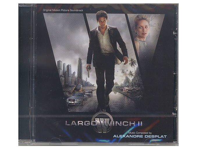 Largo Winch II (soundtrack - CD)