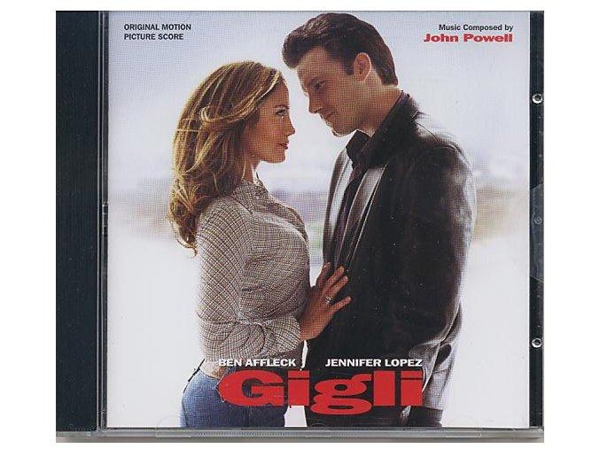 Láska s rizikem (soundtrack - CD) Gigli