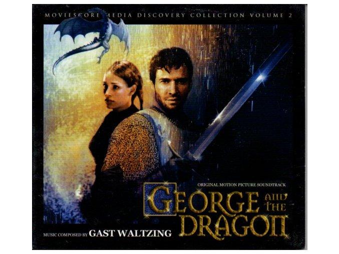 Legenda o Jiřím a drakovi (soundtrack - CD) George and the Dragon