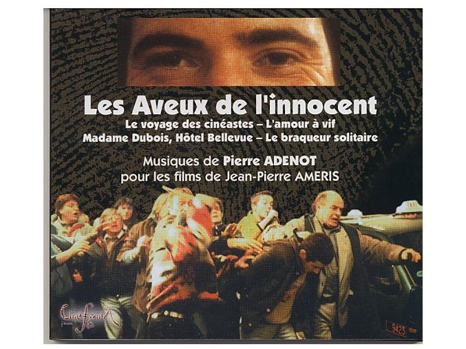 Les Aveux de L´Innocent (soundtrack - CD)