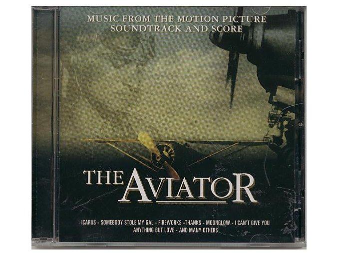 Letec (soundtrack - CD) The Aviator