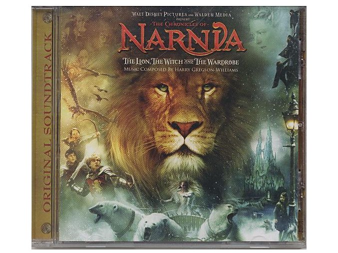 Letopisy Narnie: Lev, čarodějnice a skříň (soundtrack - CD) Chronicles of Narnia: The Lion, the Witch & the Wardrobe