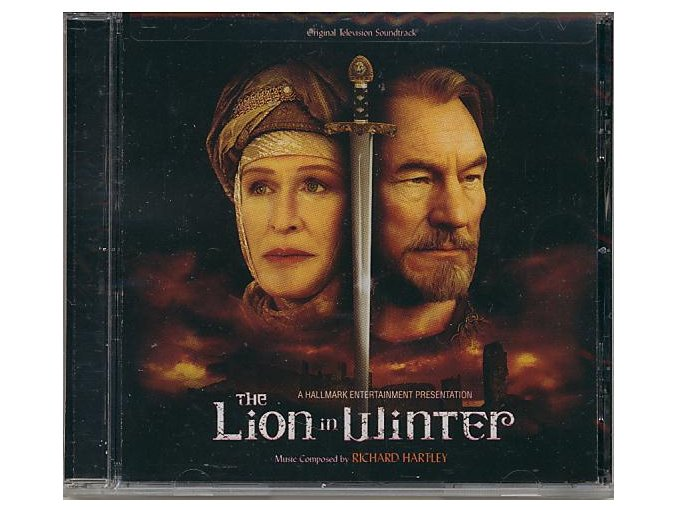 Lev v zimě (soundtrack - CD) The Lion in Winter