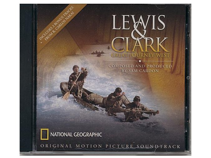 Lewis & Clark: Great Journey West (soundtrack - CD)