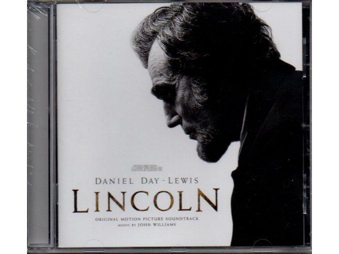 lincoln soundtrack cd john williams