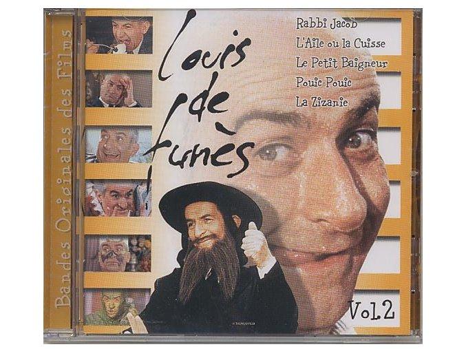 Louis de Funes vol. 2 (CD)
